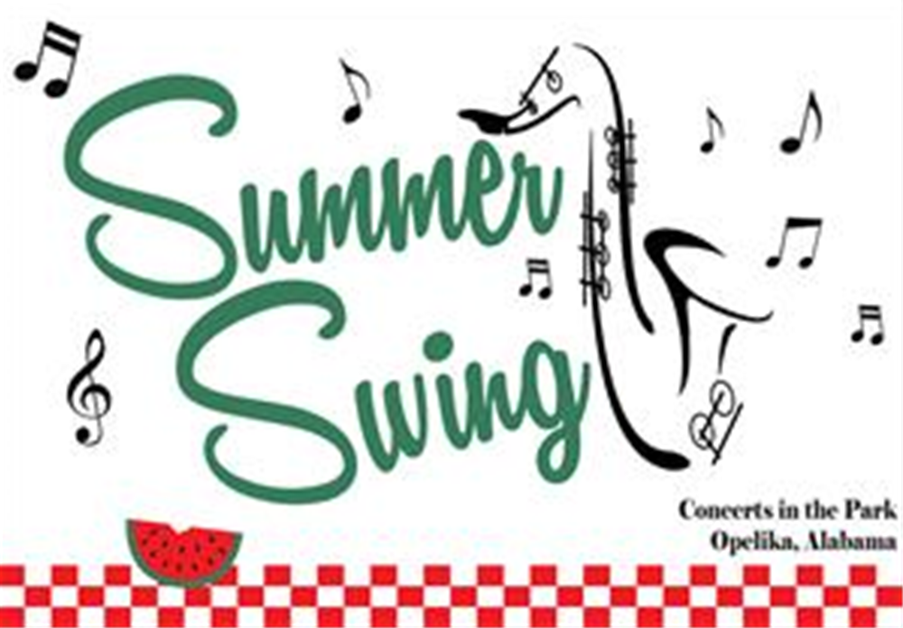 Summer Swing- Every Tuesday Through August 1