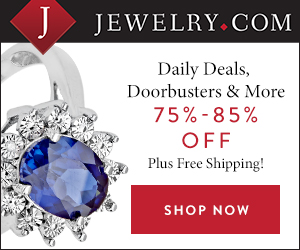 Up to 85% off great Jewelry!
